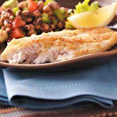 Skillet Catfish Recipe