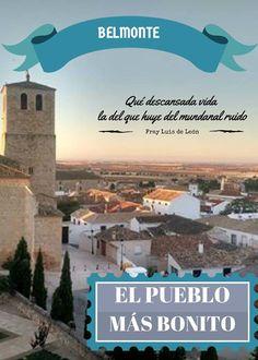 Grandes Señores, Ilustres Poetas, Sabios, Santos, Guerreros, Navegadores... Porque un pueblo no sólo es bonito por su patrimonio o su paisaje... descubre la historia de Belmonte en nuestras visitas guiadas. http://a.cstmapp.com/p/15716?fromgroup=1&1  ¡¡¡¡ Vota a Belmonte !!!!