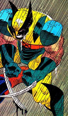 Wolverine - John Romita Jr. & Dan Green