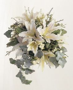 Lily Wedding Bouquet - Bridal Bouquets For Weddings