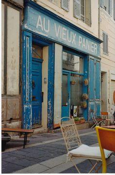 Escale à Marseille