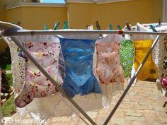 Fraldas de Pano: tudo sobre elas | O Nosso Blog