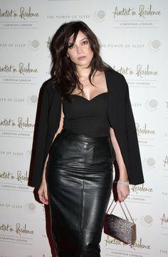 Daisy Lowe attends Artist In Residence Screening