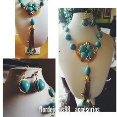 #turquesa # collar