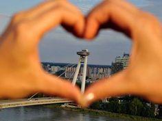 #ufobratislava #love #amazingplace #slovakia