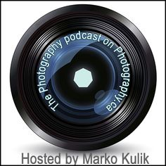 Over 100 photography podcasts and photo interviews recorded over the past few years.  109 - Flash photography tips — Interview with Joe McNally 110 - Crash course in black and white film photography 111 - My crap weather photo vacation 112 - Why camera bags suck 113 - Six essential photography day trip accessories 114 - 360 degree light painting — Interview with Patrick Rochon 115 - Color spaces — monitor settings — recommended hardware — Interview with Joe Brady