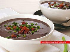 Receita de Caldinho de feijão-preto | Guia da Cozinha
