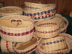 My baskets.