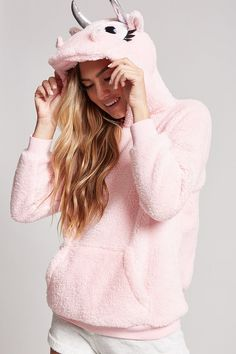 Product Name:Faux Fur Dragon PJ Hoodie, Category:intimates_loungewear, Price:27.9