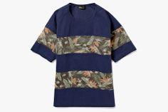 kolor-floral-panel-tshirt-1