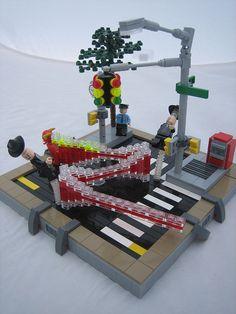 The flash ! Batman Lego, Lego Marvel, Legos, Instructions Lego, Lego Pictures, Amazing Lego Creations, Lego Activities, Lego Store, Lego Construction