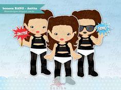 Boneco Cute: BANG - Anitta