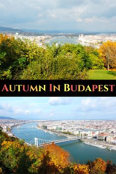 We had some clear sunny days to enjoy the autumn colors in Hungary this November. So we took a walk in Budapest...