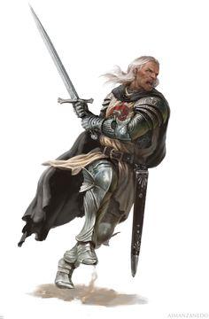 Ser Byrnden Tully by Manzanedo