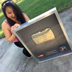 CONGRATULATIONS JESS!!! WE LOVE YOU! Thanks for being the best youtuber out there and an inspiration to thousands of people!! You da best Jess!! :3 <3 totally deserve it