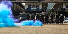Agentes do FBI ensinaram aos policiais do Brasil como conter protestos na Copa