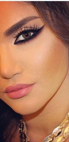 Make up by'; Samer Khouzami