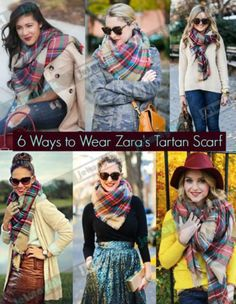 Lady-Women-Blanket-Oversized-Tartan-Scarf-Wrap-Shawl-Plaid-Cozy-Checked-Pashmina