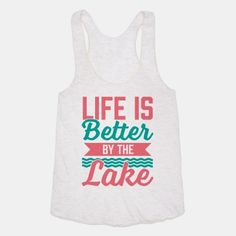 Life Is Better By The Lake #lake #lakes #beach #summer #waves