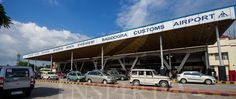 Bagdogra International Airport is domestic airport with limited International flights 16 km away from Siliguri in district of Darjeeling in West Bengal, India.