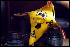 """My Name is Sky Star... and this are my Friends  Pentax, Sigma, Tamron and Little Cosinon. """"Smiling Objects"""" -  Pixelfaxe/Flickr My Friend, Friends, Objects, Sky, Photo And Video, Nice Asses, Amigos, Heaven, My Boyfriend"""
