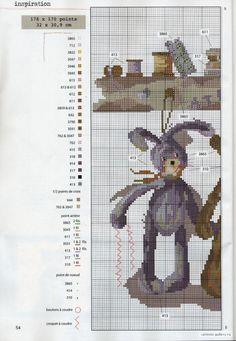 Gallery.ru / Фото #39 - Du Fil et des Idees-N°1 2010 - Ulka1104