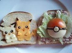 pokemon sandwich =)