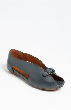 Gentle Souls 'Bless Word' Sandal available at Nordstrom - are these cute?  I think so.