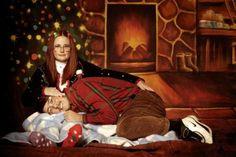 Goofy family Christmas card ideas (22 photos)