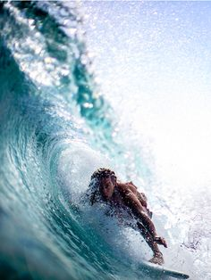 Surfing by Noyle