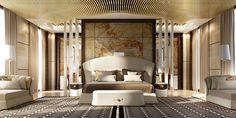 Vogue Bedroom www.turri.it Italian luxury bedroom furniture