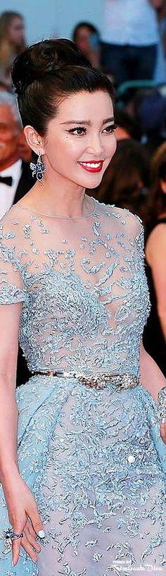 Li Bingbing in Zuhair Murad Spring 2015 Couture ♔ #Cannes Film Festival 2015 Red Carpet ♔ Très Haute Diva ♔