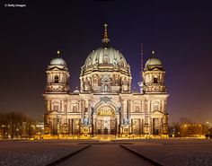 Berlin Cathedral, #Berlin, Germany
