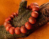 Earthy Swirl Polymer Clay Bracelet by DysfunctionDesigns on Etsy, & Polymer Clay Bracelet, Beaded Bracelets, Charm Bracelets, Tribal Jewelry, Bracelet Making, Earthy, Handmade Jewelry, Sunshine, Crafts