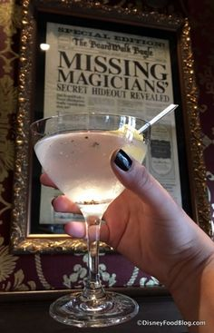 """Abracadabar Review - Pepper's Ghost - mix of Ciroc Pineapple Vodka and Habanero Lime, which is, fittingly, transparent! """"Don't be surprised if you detect spirits and flavors that aren't meant to be seen."""""""