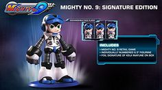 Mighty No 9 Signature Edition  PlayStation 4 ** You can find more details by visiting the image link. Note:It is Affiliate Link to Amazon.