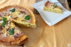 Wonderful Pieces: Zu viele reife Birnen? Birnenkuchen (mit Guss)!