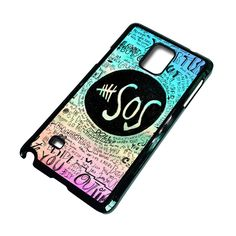 5 SECONDS OF SUMMER 3 5SOS Samsung Galaxy Note 4 Case – favocase
