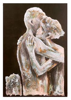 Greek, Statue, Painting, Art, Painting Art, Paintings, Kunst, Paint, Draw