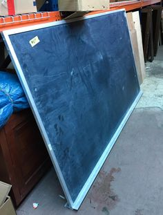 Who remembers clapping the erasers? Gianf chalkboard in now.