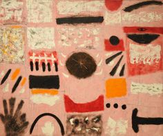 Adolph Gottlieb. Tournament. 1951.