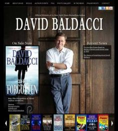 David Baldacci - New York Times Best Selling Author