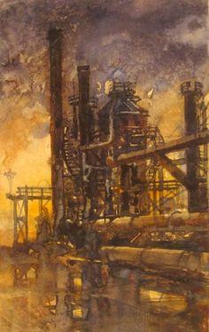 William G. Hook  Gasworks