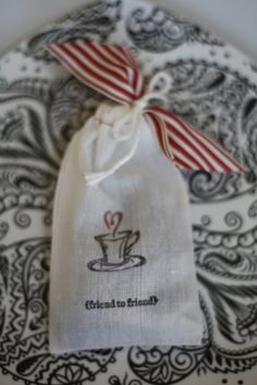 PYP Linen Treat Bags