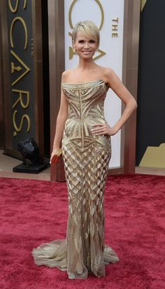 The Oscars 2014: Kristin Chenoweth