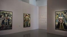 Bernard Buffet   Musée d'Art moderne de la Ville de Paris Oct. 16-Fév. 17