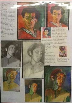 GCSE Art Portraiture Project?