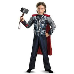 The Avengers Thor Classic Muscle Chest Costume - $35.99