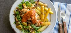 I'm cooking Greek Chicken & Potatoes with Green Chef https://greenchef.com/recipes/lemon-herb-chicken-with-greek-fingerling-potatoes-and-roasted-artichokes