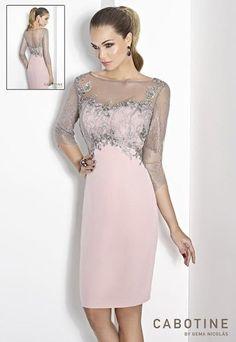 Vestido de fiesta de Cabotine Modelo 5007351 | Webnovias.com